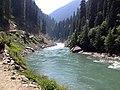 Neelum River, Azad Kashmir, Pakistan.jpg
