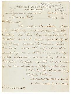 Constitution of Nevada