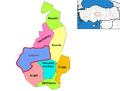 Nevsehir districts Gulsehir.png