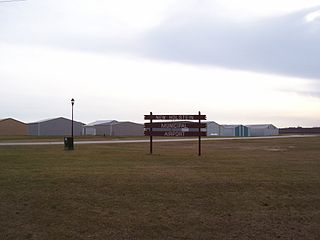 New Holstein Municipal Airport airport in Wisconsin, United States of America