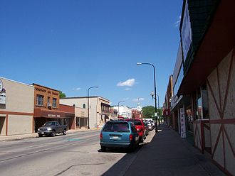 New London, Wisconsin - Downtown New London