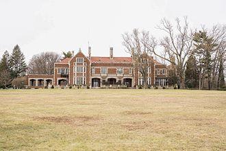 Waveny Park - Waveny Mansion