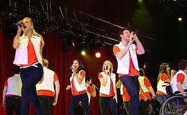glee live in concert � Википедия