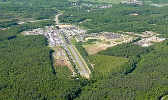 New England Dragway - Image: New England Dragway 6 2017