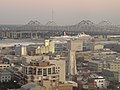 New Orleans CBD to the River 2009.jpg
