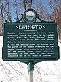 NewingtonNH sign.JPG