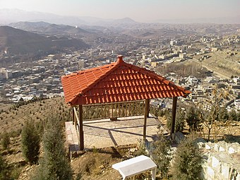 Nice view of ,Roudehen رودهن از بام آن - panoramio.jpg