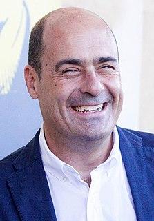 Nicola Zingaretti Italian politician