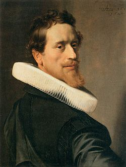 Nicolaes Eliasz. Pickenoy - Self-Portrait at the Age of Thirty-Six - WGA17440.jpg