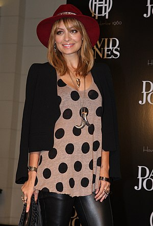 Nicole Richie - Richie at David Jones in Sydney promoting her House of Harlow sunglasses line in 2012