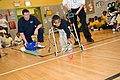 Niel Elementary School Olympic Week- Paralympic Sports Day (3276421647).jpg