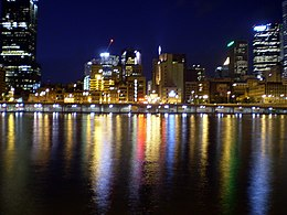 Night view of Pittsburgh.JPG