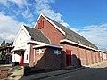 Nijmegen Heyendaalseweg 239 Roomsch Leven, zijgevel.JPG