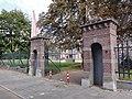 Nijmegen Rijksmonument 522966 Limoskazerne centrale entree terrein.JPG