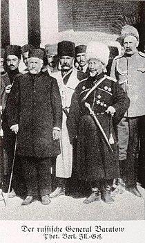 Nikolai Nikolaevich Baratov. Die Kaukasusfront. Grosser Bilderatlas des Weltkrieges, Bruckmann.jpg