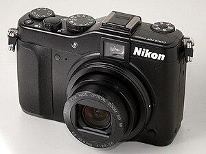 Nikon Coolpix P7000 - Image: Nikon P7000
