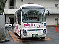NishiTokyoBus B21251 Hamurun EV bus charging.jpg