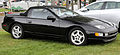 Nissan 300ZX convertible in black, front right.jpg