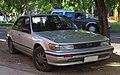 Nissan Bluebird 1.8 SE Saloon 1990 (35923317685).jpg