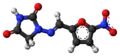Nitrofurantoin 3D ball.png