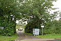 No entry into Little Orchard Caravan Site - geograph.org.uk - 861954.jpg