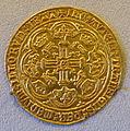 Noble, Edward III, 1369-1377 - Bode-Museum - DSC02740.JPG