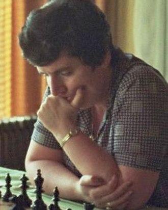 Nona Gaprindashvili - Nona Gaprindashvili at Bad Kissingen, 1982