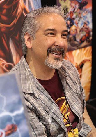 Norm Rapmund - Norm Rapmund at the 2017 Phoenix Comicon