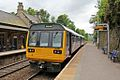 Northern Rail Class 142, 142034, New Mills Central railway station (geograph 4512173).jpg