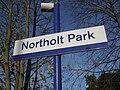 Northolt Park stn signage.JPG