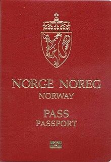 Visa requirements for Norwegian citizens