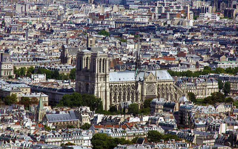 Wêne:Notre dame view from Montparnasse Tower.jpg