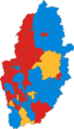 Nottinghamshire County Council election, 1993.png