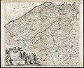 Novissima Flandriae comitatus tabula cum omnibus praefecturis, ect. (8342505269).jpg