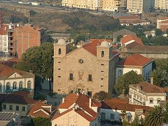 Castelo Branco, Portugal - Image: Nt se castelobranco