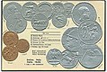 Numismatic postcard from Fascist Italy.jpg