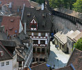 Nuremberg - Albrecht-Dürer-Haus from the Castle.JPG