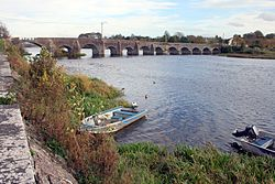 O'Briensbridge over the Shannon