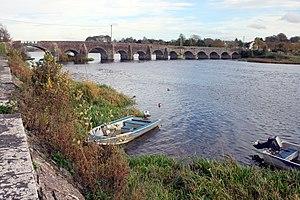 O'Brien's Bridge - O'Briensbridge over the Shannon