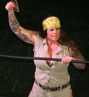 ODB (wrestler) - ODB in 2015
