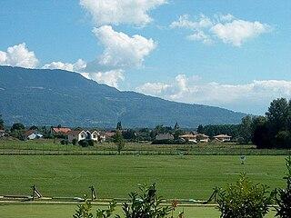 Veigy-Foncenex Commune in Auvergne-Rhône-Alpes, France