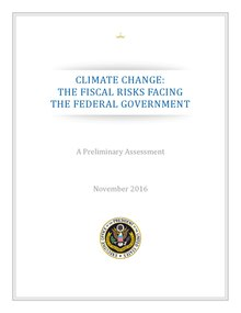 OMB Climate Change Fiscal Risk Report 2016.pdf