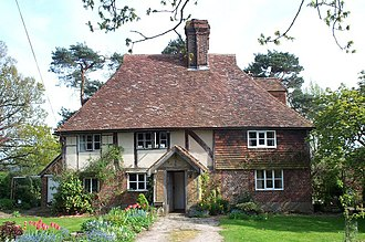 Chiddingstone Hoath - Oakenden Farmhouse, Chiddingstone Hoath