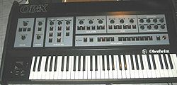 Image illustrative de l'article Oberheim OB-X