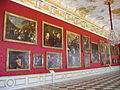 Oberschleißheim Neues Schloss Innen Große Galerie 3.JPG