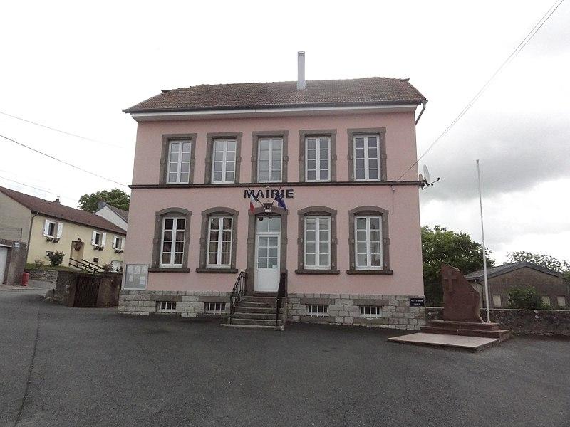 Oberstinzel (Moselle) mairie