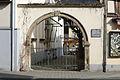 Oberwesel Rathausstr. 16, Sandsteinportal 1719.jpg