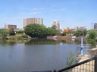 Ōbu, Aichi City in Chūbu, Japan