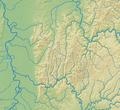Odenwald (Relief und Gewässer) - Deutsche Mittelgebirge, Serie A-de.png