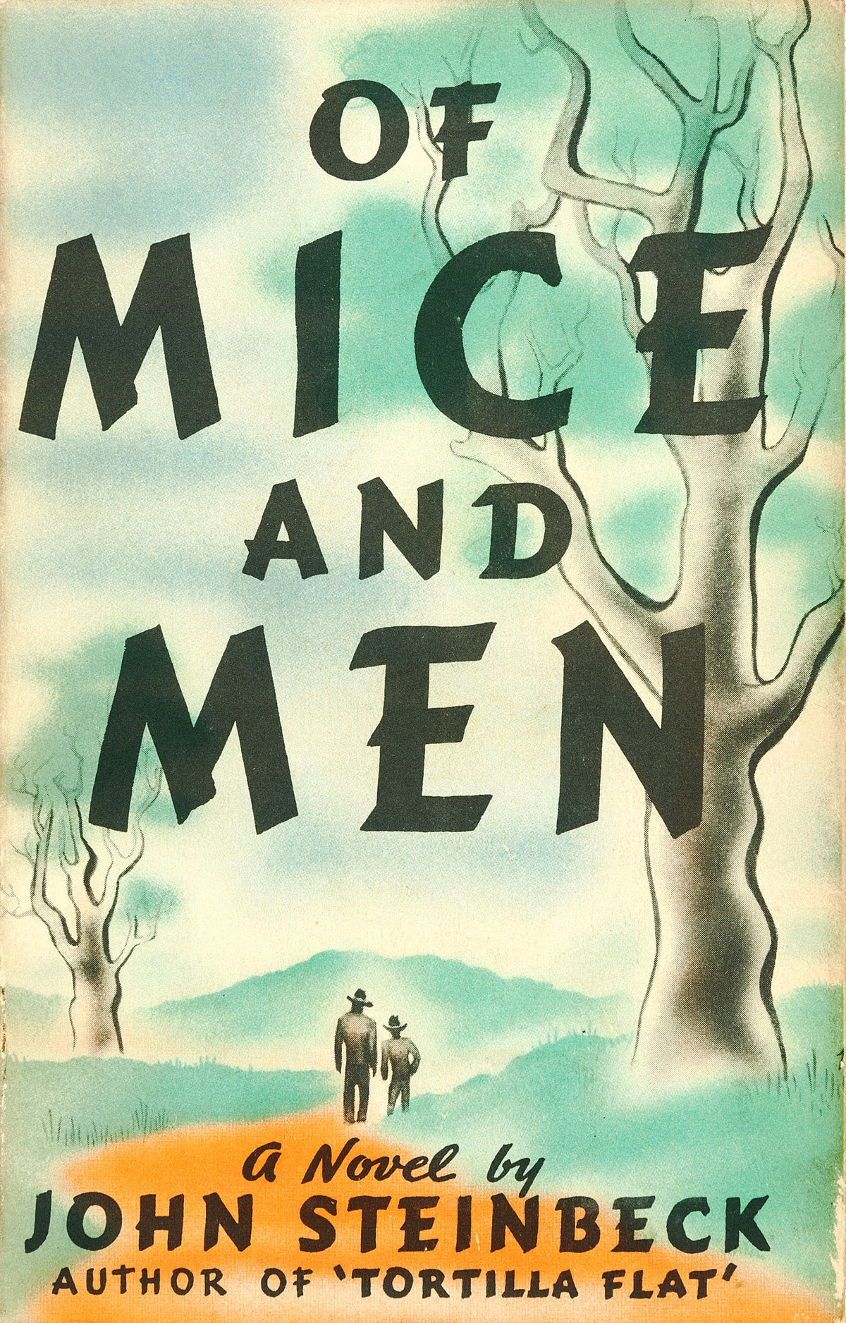 Books in small towns - Of Mice and Men